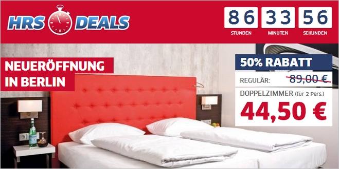 Winters Hotel The Wall bei den HRS-Deals für 44,50 €