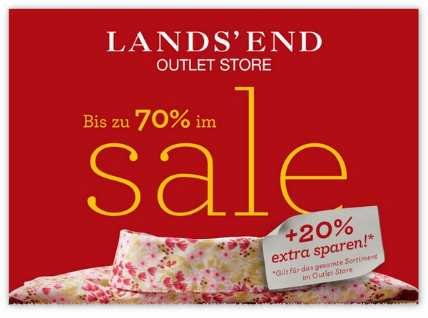 Lands' End Outlet Store Mettlach
