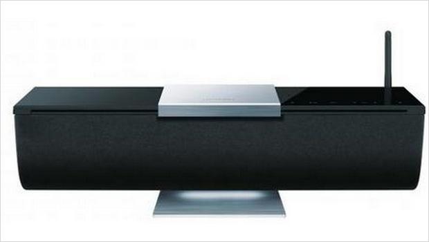 Onkyo ABX N300 WLAN Player