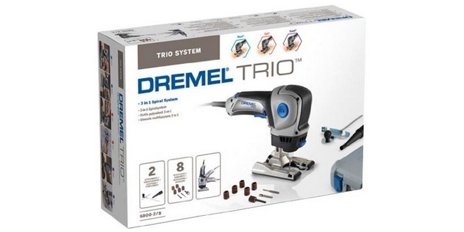 Dremel Trio 6800 für 49,99 € bei eBay