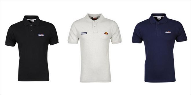 Günstige Ellesse-Polo-Shirts bei Zavvi.com