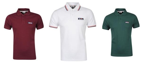 Polo-Shirts Ellesse Baseliner & Ellesse Challenge günstiger