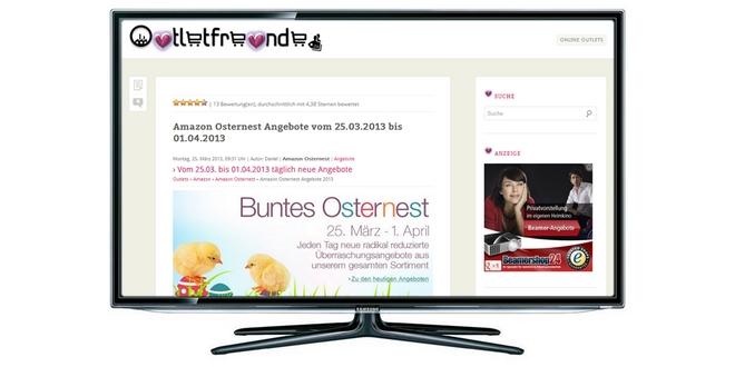 Samsung UE46ES6100 im Conrad Outlet für 639 €