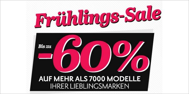 Sarenza Frühling-Sale