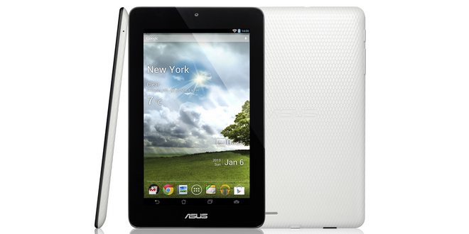 Tablet Asus MeMo Pad ME172V mit 16 GB Speicher für 99 € bei Notebooksbilliger