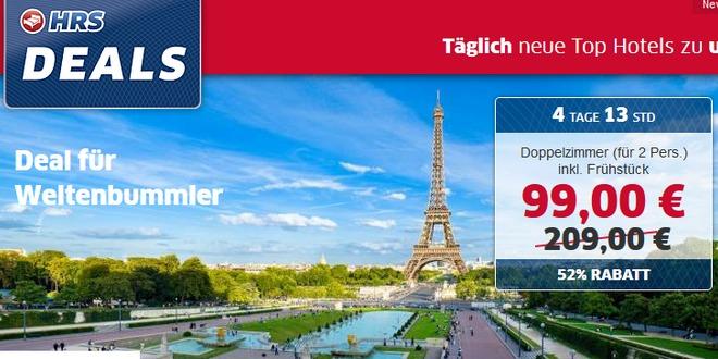 HRS-Deals: 4-Sterne-Mövenpick-Hotel für 99 € pro Nacht im Doppelzimmer