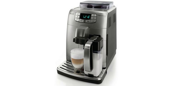 demoware philips saeco intelia evo latte hd8754 f r 499 99. Black Bedroom Furniture Sets. Home Design Ideas