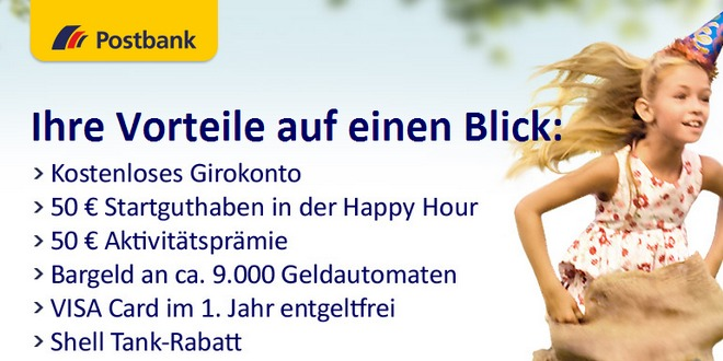 Postbank Happy Hour