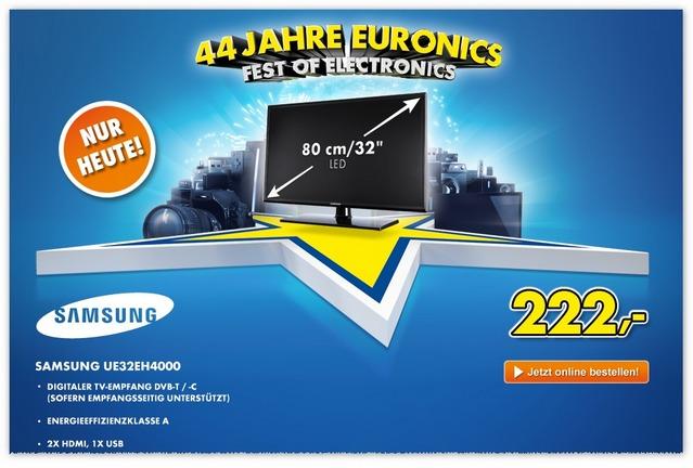 44 Jahre Euronics