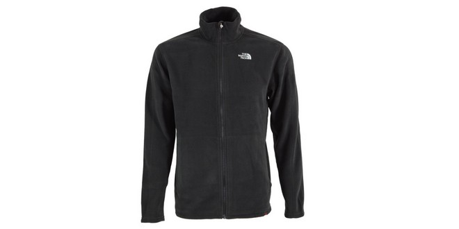 Herren-Fleecejacke The North Face M100 Pandora Full Zip für 39,95 € als eBay WOW