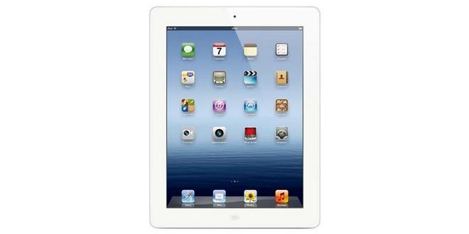 iPad 4 mit Retina-Display