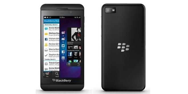 BlackBerry Z10 ohne Vertrag