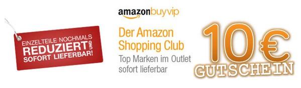 BuyVIP-Gutschein 10 €