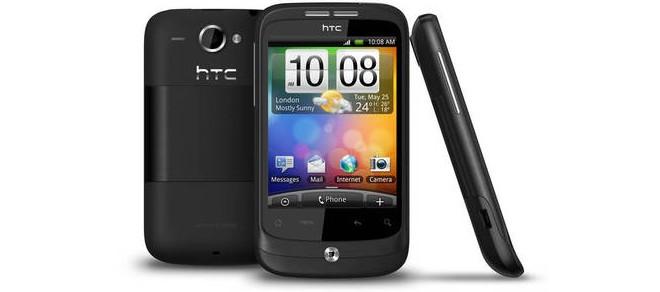 HTC Wildfire ohne Vertrag