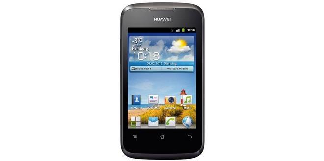 Huawei Ascend Y200 ohne Vertrag
