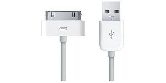 USB-Ladekabel für iPhone, iPad & iPod nur 1,30 €