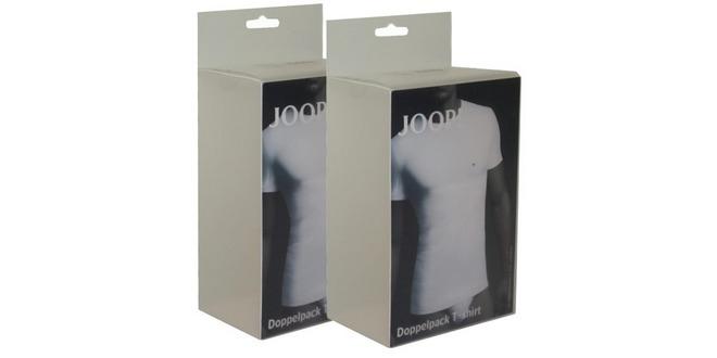 4 JOOP T-Shirts in Weiß oder Schwarz bei eBay für 34,49 €