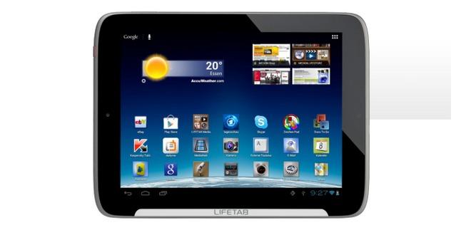 Tablet Medion LifeTab S9512 als B-Ware für 159 €