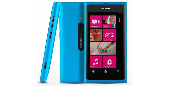 Nokia Lumia 800 ohne Vertrag