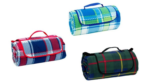 Picknickdecke Butlers Get Together in 3 Farben für 14,99 € im Outlet