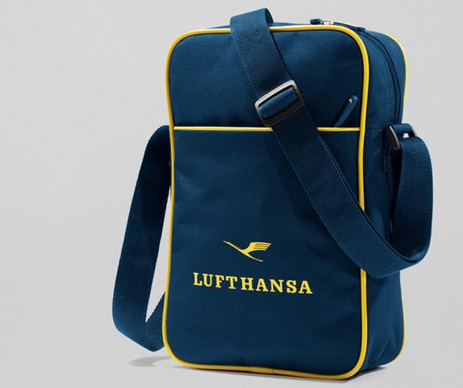 Lufthansa Umhängetasche