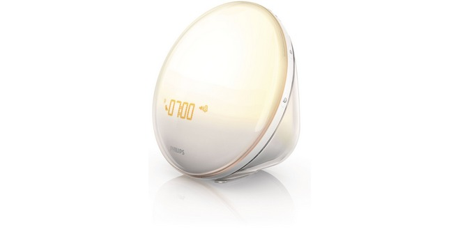 Philips HF3520 Wake-Up Light gebraucht wie neu bei den Amazon Warehousedeals für 80,72 €