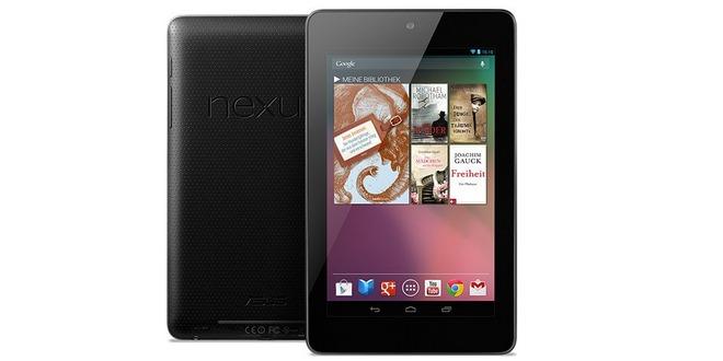 Asus Google Nexus 7 generalüberholt