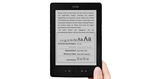 Amazon Kindle günstiger