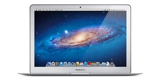 Apple MacBook Air refurbished günstiger im Apple Outlet