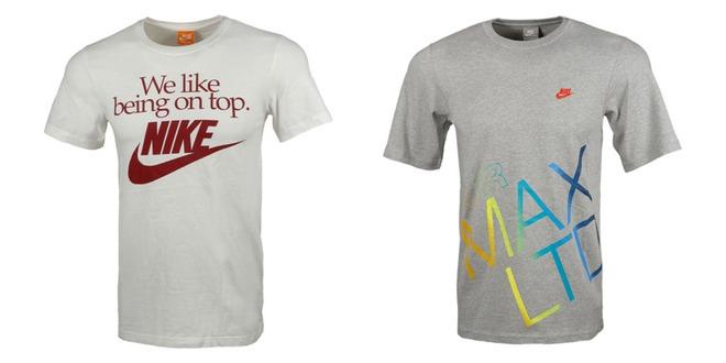 Nike T-Shirts für Herren nur 15,95 €