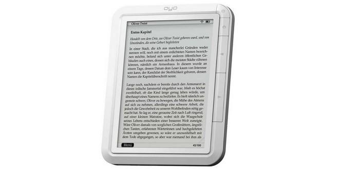 OYO E-Book Reader