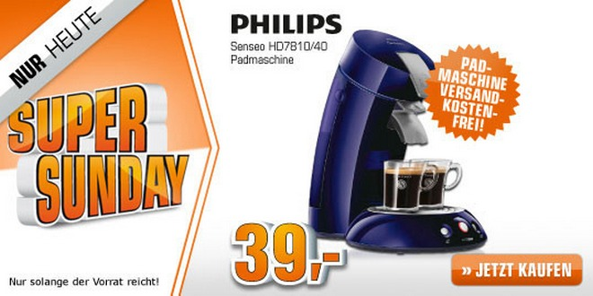 Philips Senseo HD7810/40