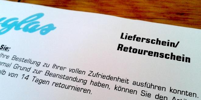 Bundestag: Kunden müssen die Rücksendekosten ab 2014 selbst tragen