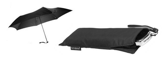 Samsonite Ultra-Flach-Schirm ab 16,95 € im Dealclub