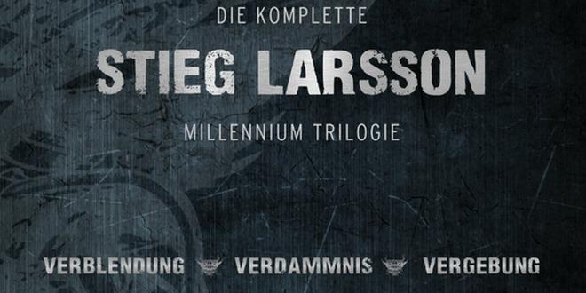 Stieg Larsson Millennium Trilogie auf Blu-ray