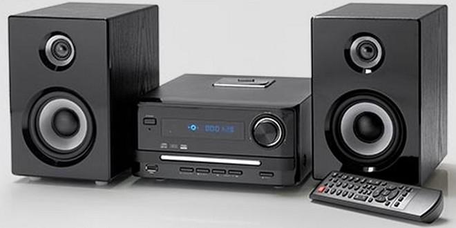 Tchibo Stereoanlage als Tchibo Prozente Angebot des Tages am 22.06.2013 für 59 €