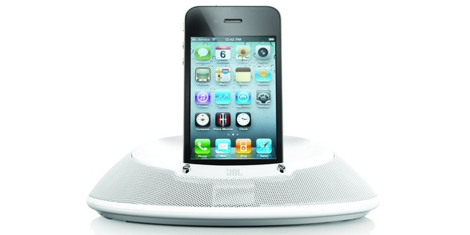 Tragbarer iPod-Dock JBL On Stage IIIP bei Redcoon für 44 €
