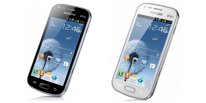 Samsung Galaxy S Duos ohne Vertrag