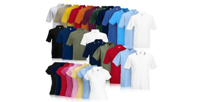 Fruit of the Loom Polo-Shirts