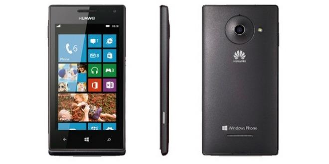 Huawei Ascend W1 ohne Vertrag