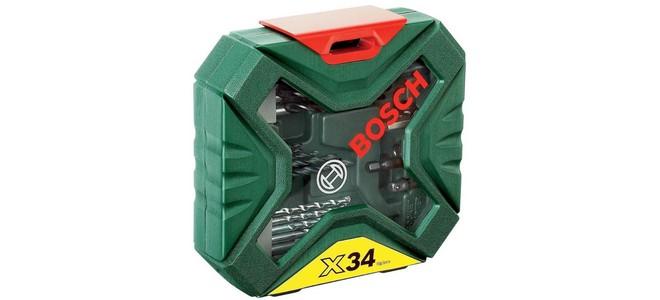 Bosch X-Line 34 Set