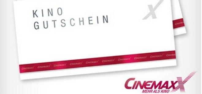 Cinemaxx Kino Gutschein