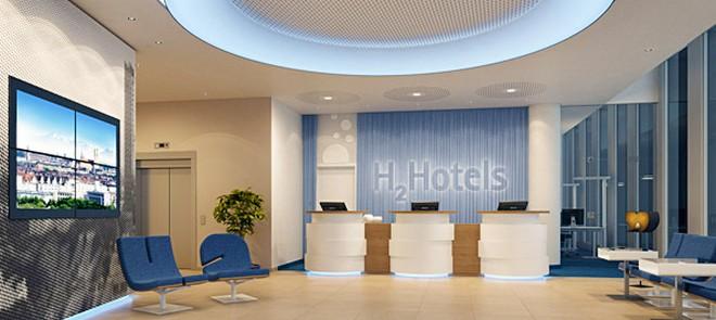 Hotelgutschein für das H2 Hotel München Messe