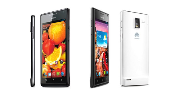 Huawei Ascend P1 ohne Vertrag