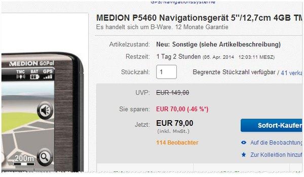 Medion P5460