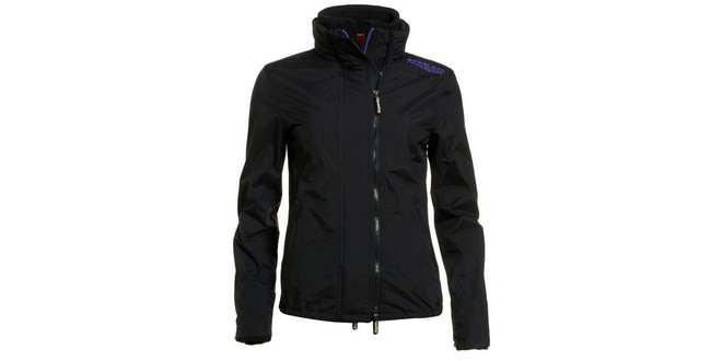 Superdry Windcheater Pop-Zip für Damen