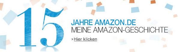 15 Jahre Amazon