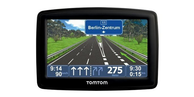 TomTom XL 2 IQ Routes Edition Central Europe