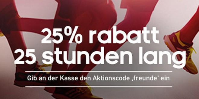 Adidas Gutschein 25%