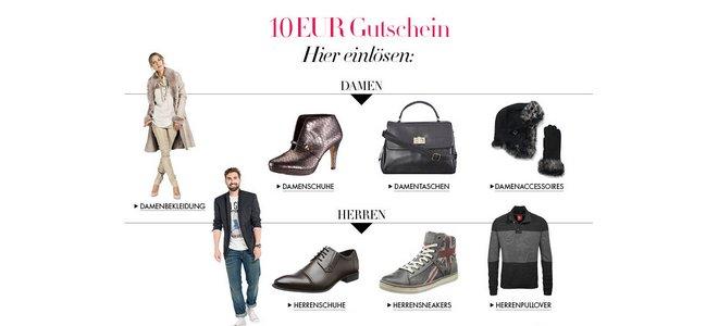 Amazon 10 Euro Fashion Gutschein